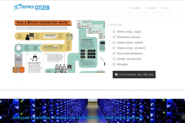 DeepWeb Citizen