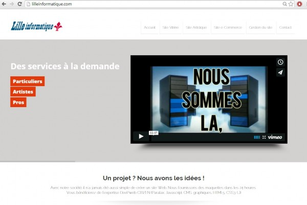 Lille informatique
